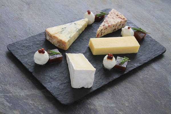 menu gourmand fromage