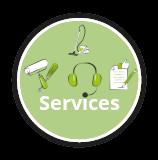 Logo Gamme Services