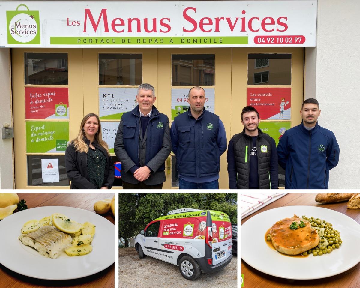 Agence de Nice Portage de repas à domicile