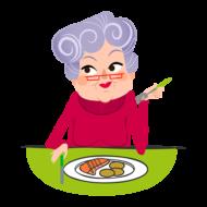 Dégustez votre repas à domicile