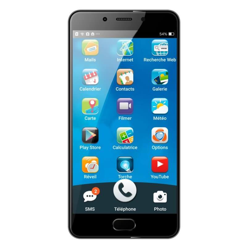 le meilleur smartphone pour seniors