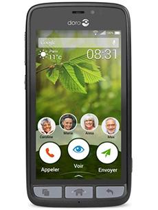 smartphone pour personnes âgées