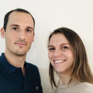 Anna et Romain franchisés de Brive-la-Gaillarde