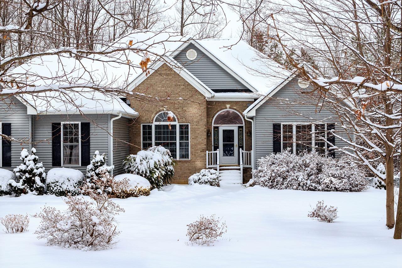 Entretien maison hiver