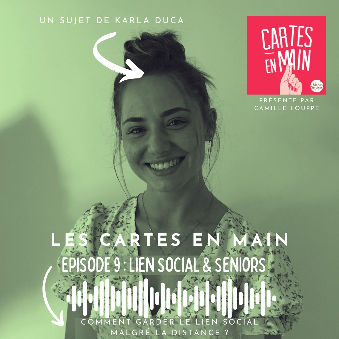 Podcast Episode 9 : Cartes en Main